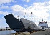 Port Contractors Vessel