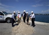 Port of Palm Beach Groundbreaking