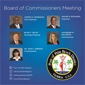 Board of Commissioners flyer