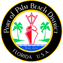 Port of Palm Beach Logo
