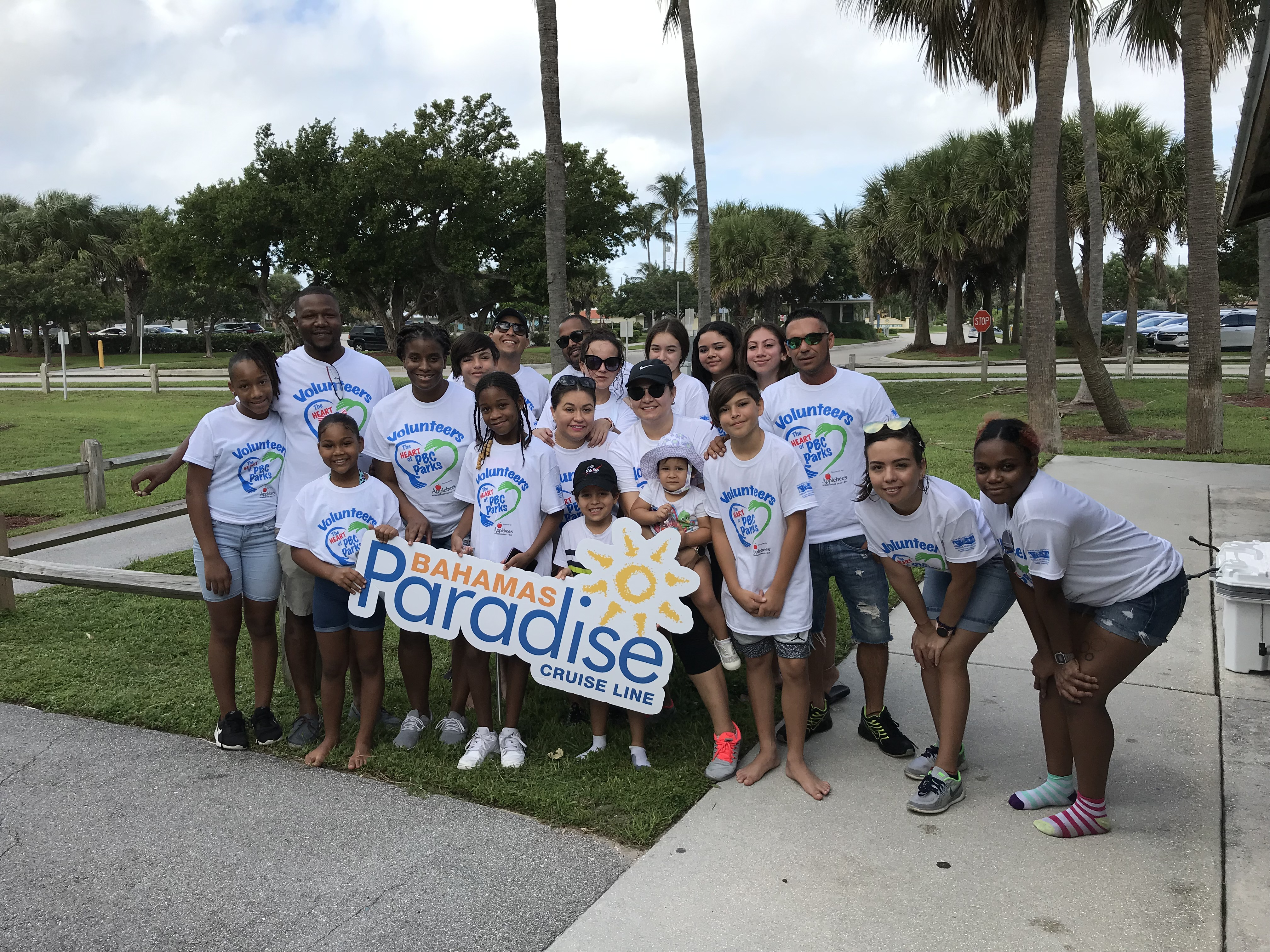 Beach Cleanup at Ocean Reef Park