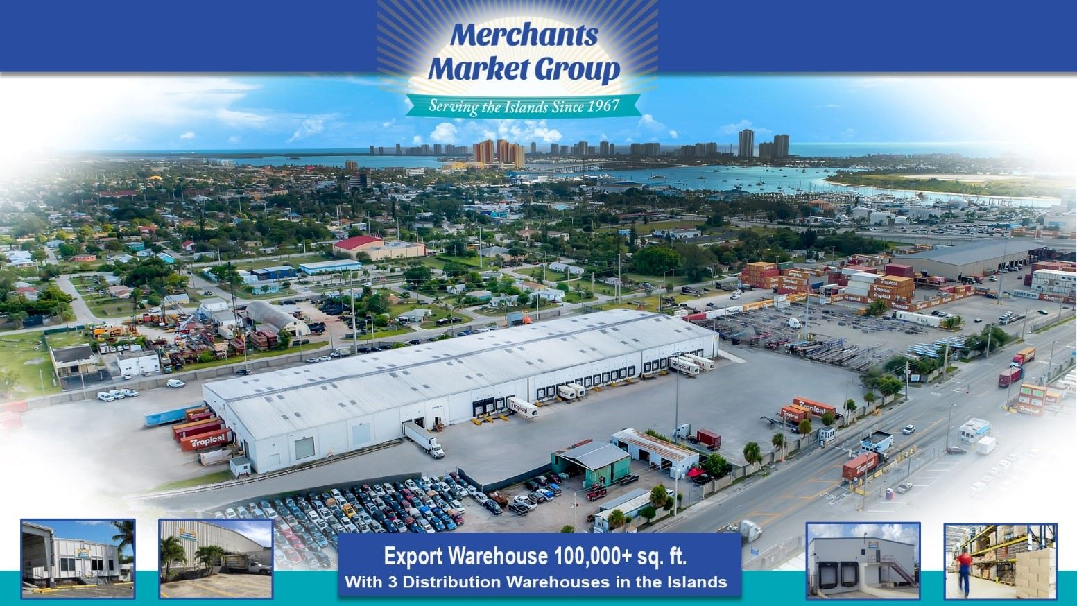 Merchants Market warehouse photo